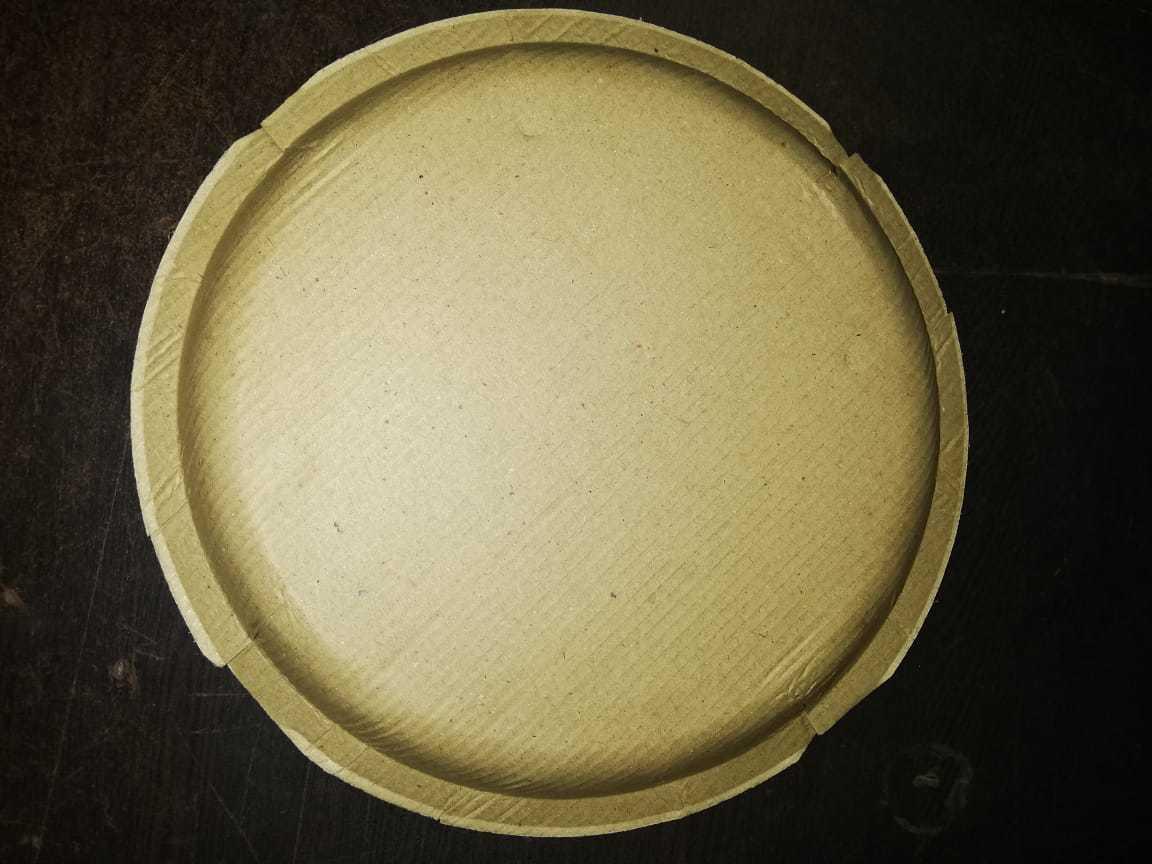 Buffet Plate Raw Material