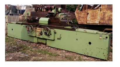 Tos 2000 X 450 Cylindrical Grinding Machine