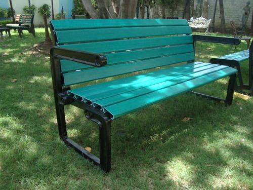Pepperika Cast Iron Garden Bench