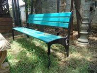 Stylish look cast Iron Garden Bench
