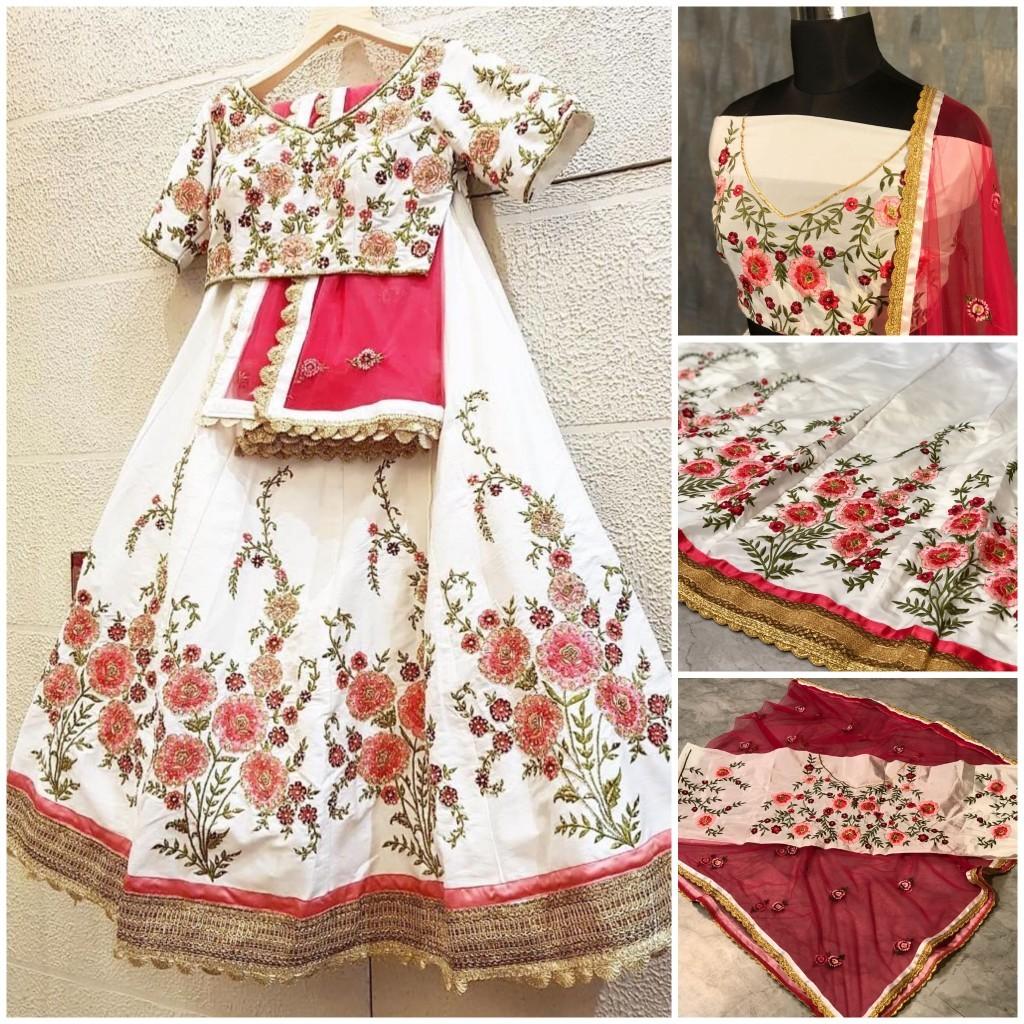 New Latest Designer Ghagra Choli