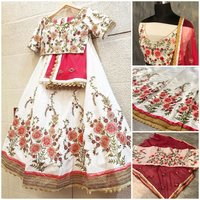 New Latest Designer Ghagra Choli