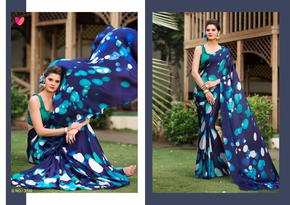 Beautiful Printed Silk Sarees