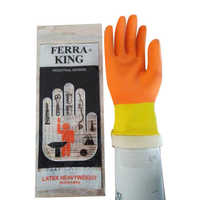 Ferra King Heavy Weight Rubber Gloves