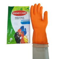 Hand Care Industrial Rubber Gloves