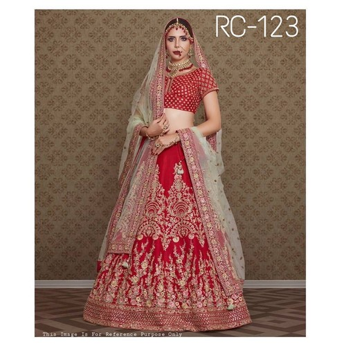 Ethnic Designer Wedding Lehenga