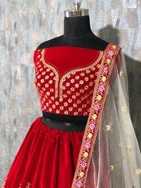 Ethnic Designer Wedding Lehenga