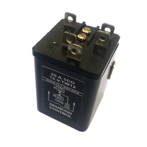 DC Power Relay