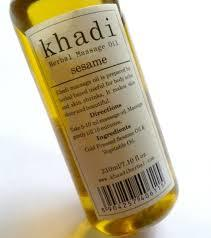 Khadi Herbal Massage Oil