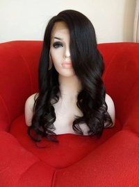 Full lace hair wigs remy