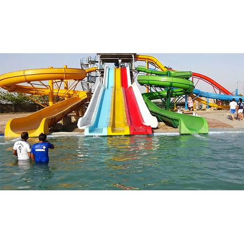Swimming Pool Water Slide
