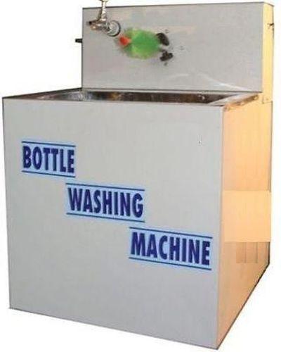 Bottle Washing Machine MADE IN INDIA