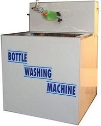 Bottle Washing Machine MADE IN INDIA