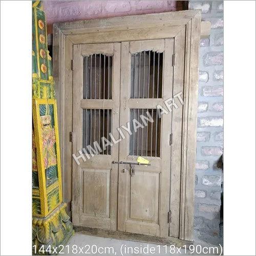 TEAK DOOR