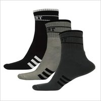 Gents Towel Ankle Socks