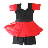 Girl Fancy Swimming Costume