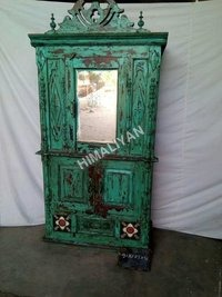 Antique WOOD ALMIRAH