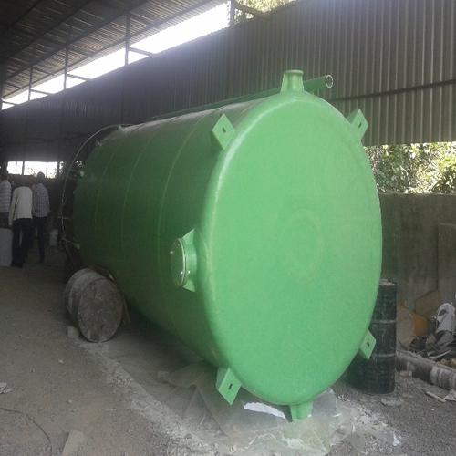CPVC FRP Tank