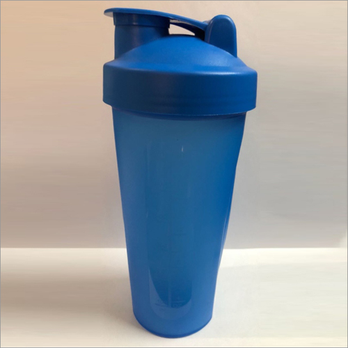 Gym Plastic Shaker Bottle