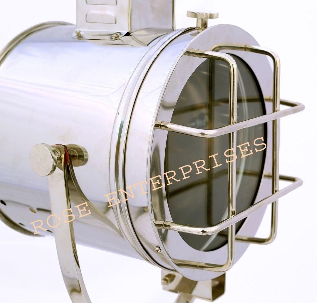 Nautical  Tripod Floor Light Standing Studio Light Lamp