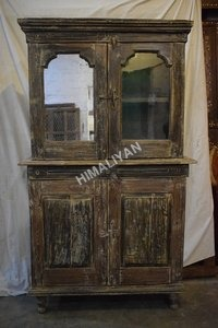 Glass Door WOOD ALMIRA
