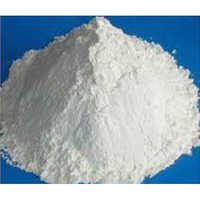 White barium carbonate powder