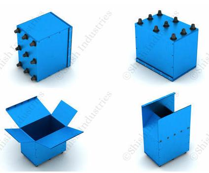 Foldable Polypropylene Pallet