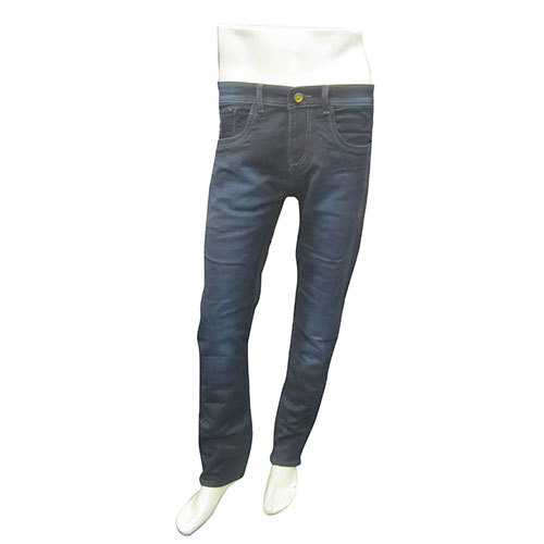 Mens Designer Basic Narrow Jeans