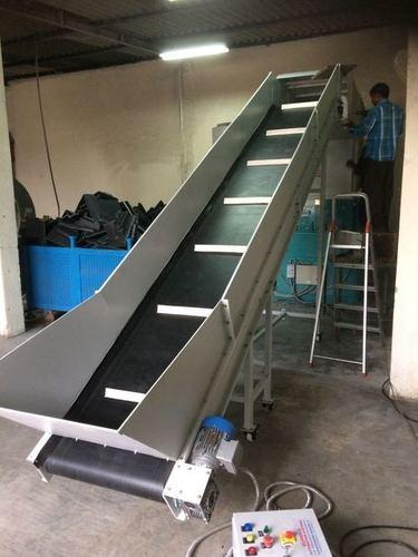 Elevator Belt Conveyor