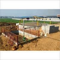 Captive Biogas Power Plant