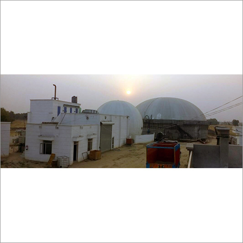 Home Biogas Power Plant