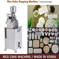 Rice Cakes Making Machine
