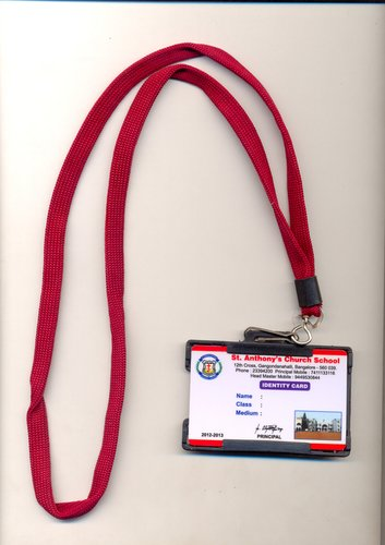 Lanyard Card Holder Combo