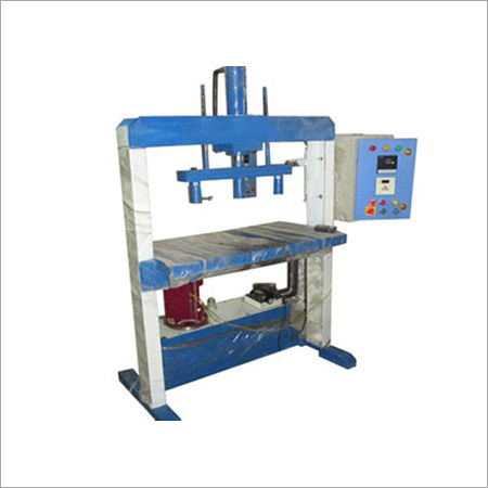 Triple Die Hydraulic Paper Plate Machine