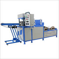 Hydraulic Fully Automatic Paper Plate Machine