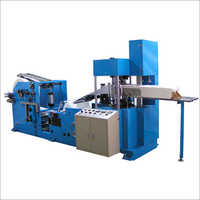 Paper Napkin Single Embossing Machine