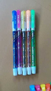 Blue Multi Color Ball Pen