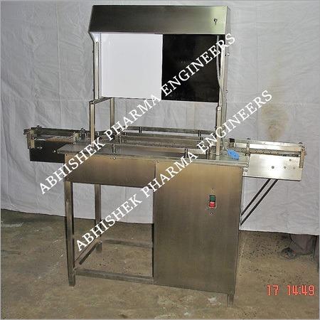 2 Operator Visual Inspection Conveyor