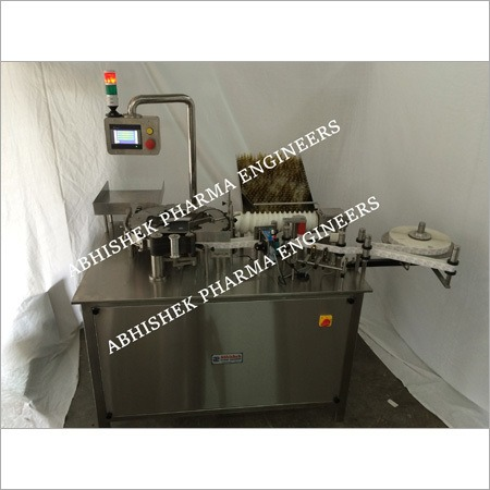 High Speed Sticker Labelling Machine