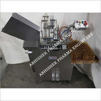 Two Head Ampoule Filling Sealing Machine