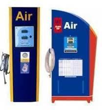 Petrol Pump Air Machine