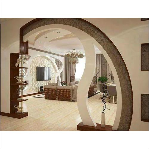 Industrial Interior Designing Works