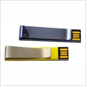 Book Mark Metal Pen Drive