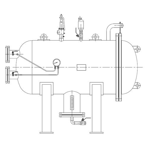 Coalescer Separator Filter