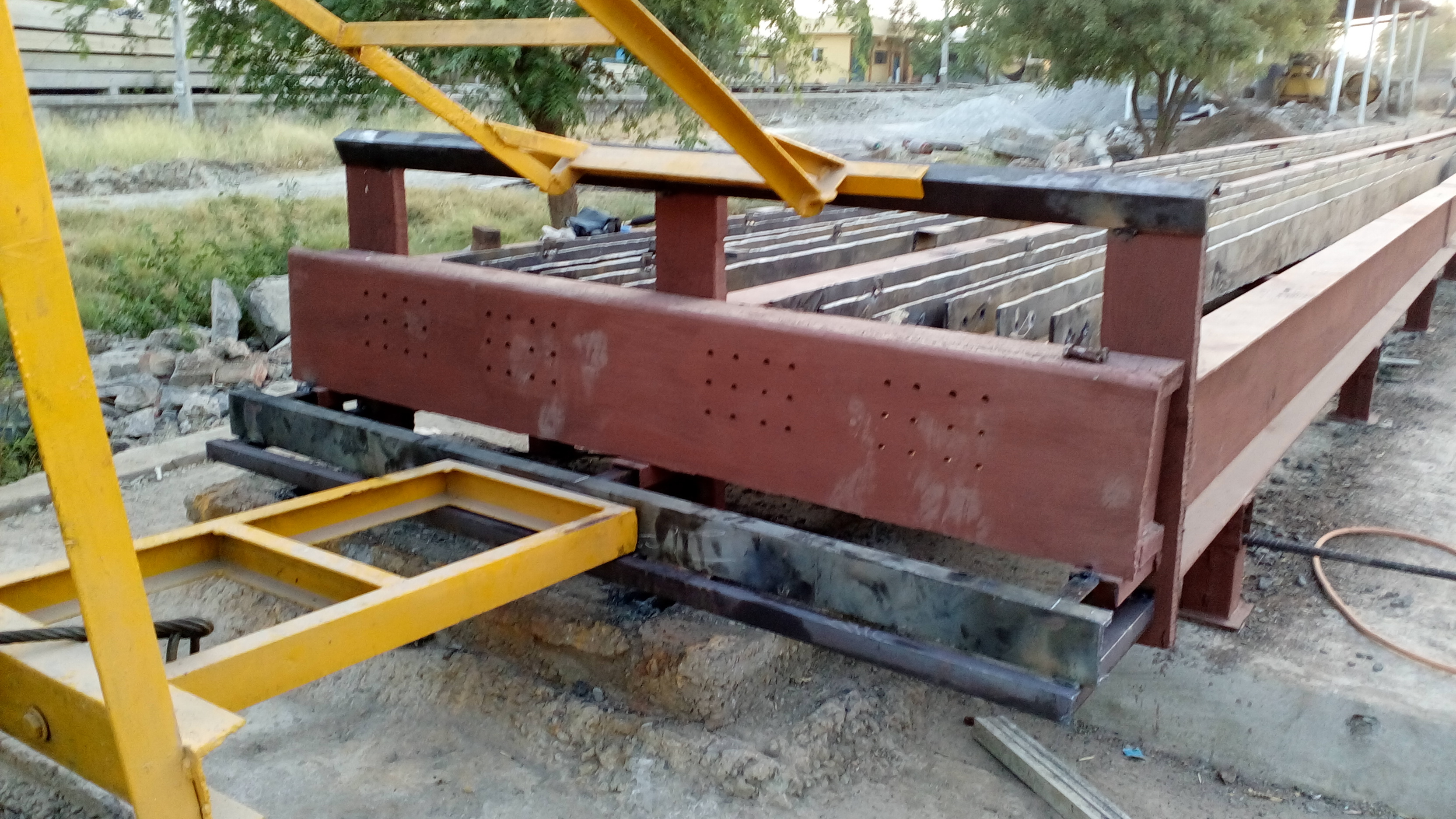 PSC Electric Pole Mould