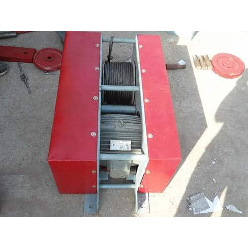 Tension tower machine