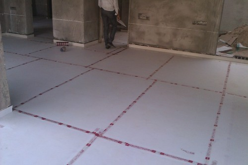 False Floor Covering Material