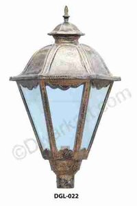 Royal Cast Iron Light Fitting