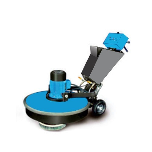 Heavy Duty Floor Scrubber cum Scarifying