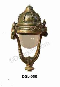 Varrior Cast Iron Light Fitting